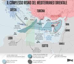 I fronti aperti tra Italia e Turchia per il controllo del Mediterraneo
