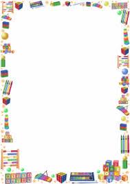 Дипломы и грамоты для детского сада>>> Рамки и фоны для текста  Рамочка и фон без заголовка