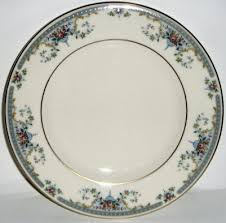 Royal Doulton China Patterns Gorgeous Royal Doulton Juliet Bread Butter Plate