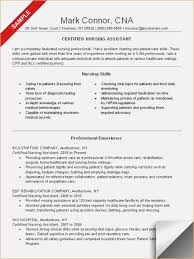 skills and experience example on resumes cna resume examples with experience cna resume examples best cna