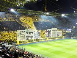 About press copyright contact us creators advertise developers terms privacy policy & safety how youtube works test new features press copyright contact us creators. Footballfunnys On Twitter Dortmund S Yellow Wall Tifo And A Season Ticket Is Around 200