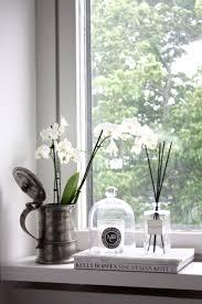 Decorating Kitchen Windows 25 Best Ideas About Window Sill Decor On Pinterest Window