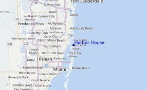 Harbor House Surf Forecast And Surf Reports Florida South