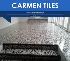 Decorative Cement Tiles Carmen JVC 48