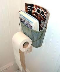 wall mount magazine rack toilet. Attractive Magazine Holder Ideas Craft More Rack Pinterest K Wall Mounted  Mount Wooden Interior Regarding Wire Toilet