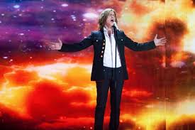 Image result for eurovision sognu amaury
