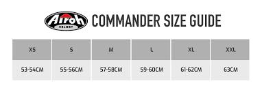 Airoh Commander Adventure Graphic Motorcycle Helmet