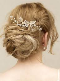 Hair Reference 16 Chignon Updo Coiffure Bijoux Mariage