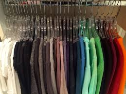 Q: How Do I Organize Hanging Clothes by Color? - Chaos to Order - Chicago  Professional Organizing Experts for Home and Office Organizing