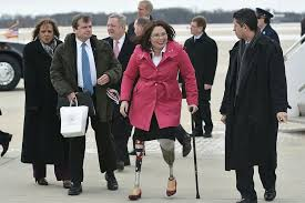 Tammy duckworth, a us army veteran who lost both of her legs while serving in iraq, rebuked tucker carlson after the conservative fox news host … Tammy Duckworth Becomes First Us Senator In Office To Give Birth Bbc News