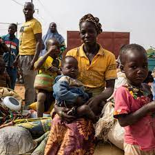 Masked men, murder and mass displacement: how terror came to Burkina Faso |  Global development