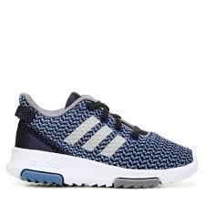Adidas Tennis Shoes Size Chart Adidas Kids Cloudfoam Racer Tr Sneaker Toddler Shoes Blue