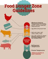 12 True Proper Food Temperatures Chart