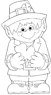 Small Picture Leprechaun Coloring Pages Coloring Pages Gallery For Photographers