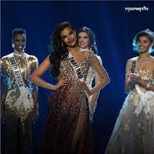 ฟ้าใส ปวีณสุดา' ทำดีแล้ว ทะลุถึงรอบ 5 คนสุดท้าย Miss Universe 2019