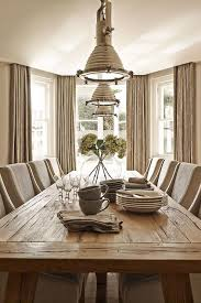 dining room bay window curtains. Interesting Room Taupe Dining Room With Bay Window For Curtains