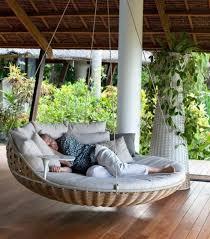 hammock garden outdoor furniture hanging basket chair