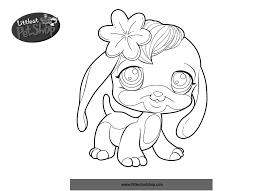 Coloriage Imprimer Petshop Papillon Fantastique Concept