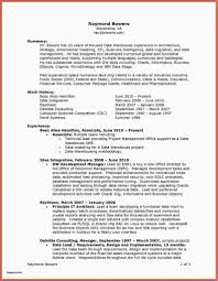 Data Modeling Resume Sample Resume With Business Experience New 27 Modeling