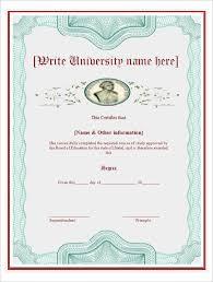 degree certificate templates 38 sample certificate templates pdf doc free premium templates