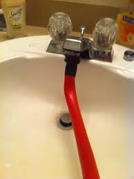 bathroom sink hose adapter my web value in dimensions x