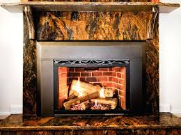 fireplace with granite surround granite fireplace surround cost