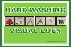 preschool bathroom signs. Photo Of: Visual Prompts For Proper Handwashing (Children With Special Needs) Preschool Bathroom Signs