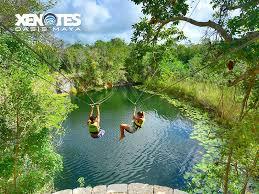 Resultado de imagen para xenotes oasis maya