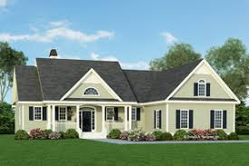 Signature Ranch Exterior - Front Elevation Plan #929-938