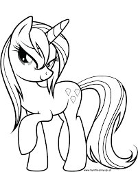 Coloring Pages My Little Pony Coloring Pages Printable Download