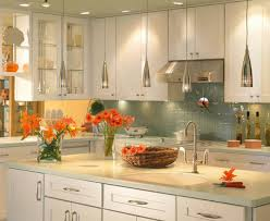 ideas decoration kitchen lighting over table small design wit unique pendant light wood cabinets unusual 1400