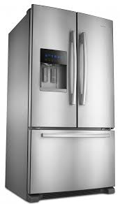 appliances columbia sc. Exellent Columbia Amana 25 Cu Ft French Door Bottom Freezer RefrigeratorMonochromatic  Stainless Steel For Appliances Columbia Sc N