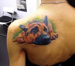 татуировка собака значение эскизы тату и фото