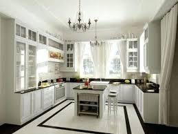 U Shaped Kitchen Designs With Island Best Decorating