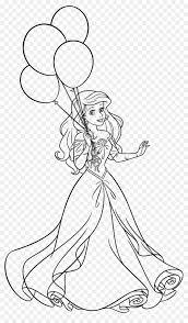 Ariel Belle Disney Princess Drawing King Triton Disney Princess