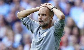 I feel guilty for Manchester City not putting on a show, says Pep Guardiola  | Manchester City
