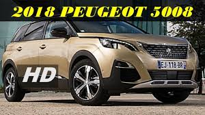 2018 peugeot 5008 review. brilliant 2018 new 2018 peugeot 5008 gt line super premium interior and exterior best  review on peugeot review p
