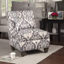homepop blue slate large accent chair homepop