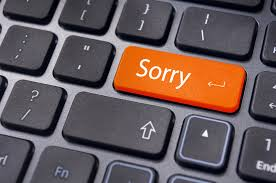 Snapchat Finally Says 'sorry' Do You Accept The Apology Classy Sorry