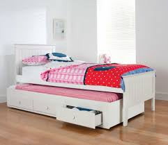 pink and white bedroom furniture. Bed Frame W/Trundle, White Pink And Bedroom Furniture