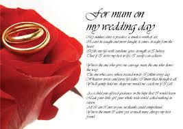 Wedding Day Poems