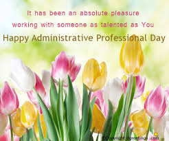 Admin Professionals Day Cards Administrative Professionals Day Card