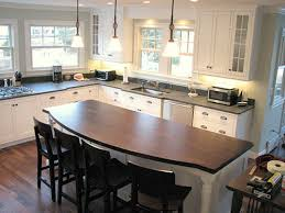 Large Portable Kitchen Island With Seating With Granite Modern
