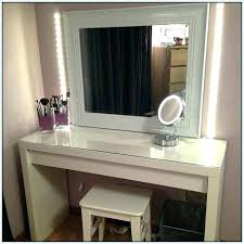 bedroom vanity set with lights vanities lights for vanity table desk dressing table with lights around