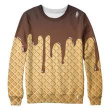 lizhiyang new fashion hot style men or women s 3d print the chocolate sweatshirt enchantress pullover hoos