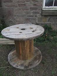 shabby chic outdoor furniture. Large Wooden Cable Drum. Shabby Chic Coffee Table Patio Garden Furniture Outdoor