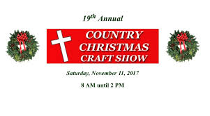 Country Christmas Craft Show Denver
