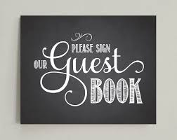 guest book template free please sign our guest book wedding printable sign pdf