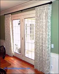 unique sliding door curtains new york spaces