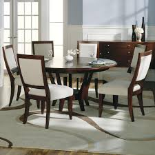 exquisite cool round dining room table for 6 with on set